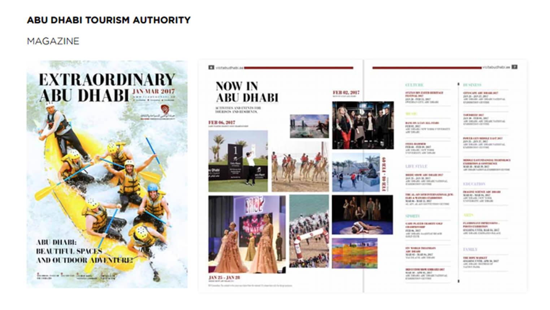 ABU DHABI TOURISM AUTHORITY