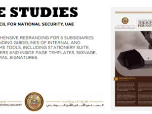 UAE SUPREME COUNCIL FOR NATIONAL SECURITY